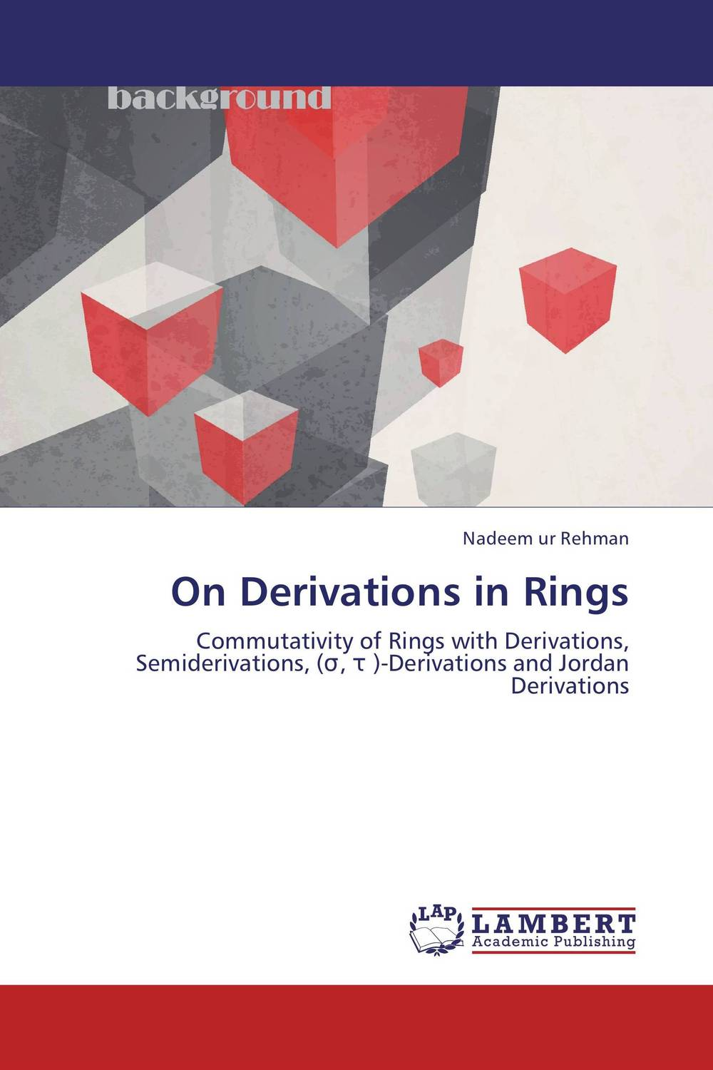 On Derivations in Rings module amenability of banach algebras