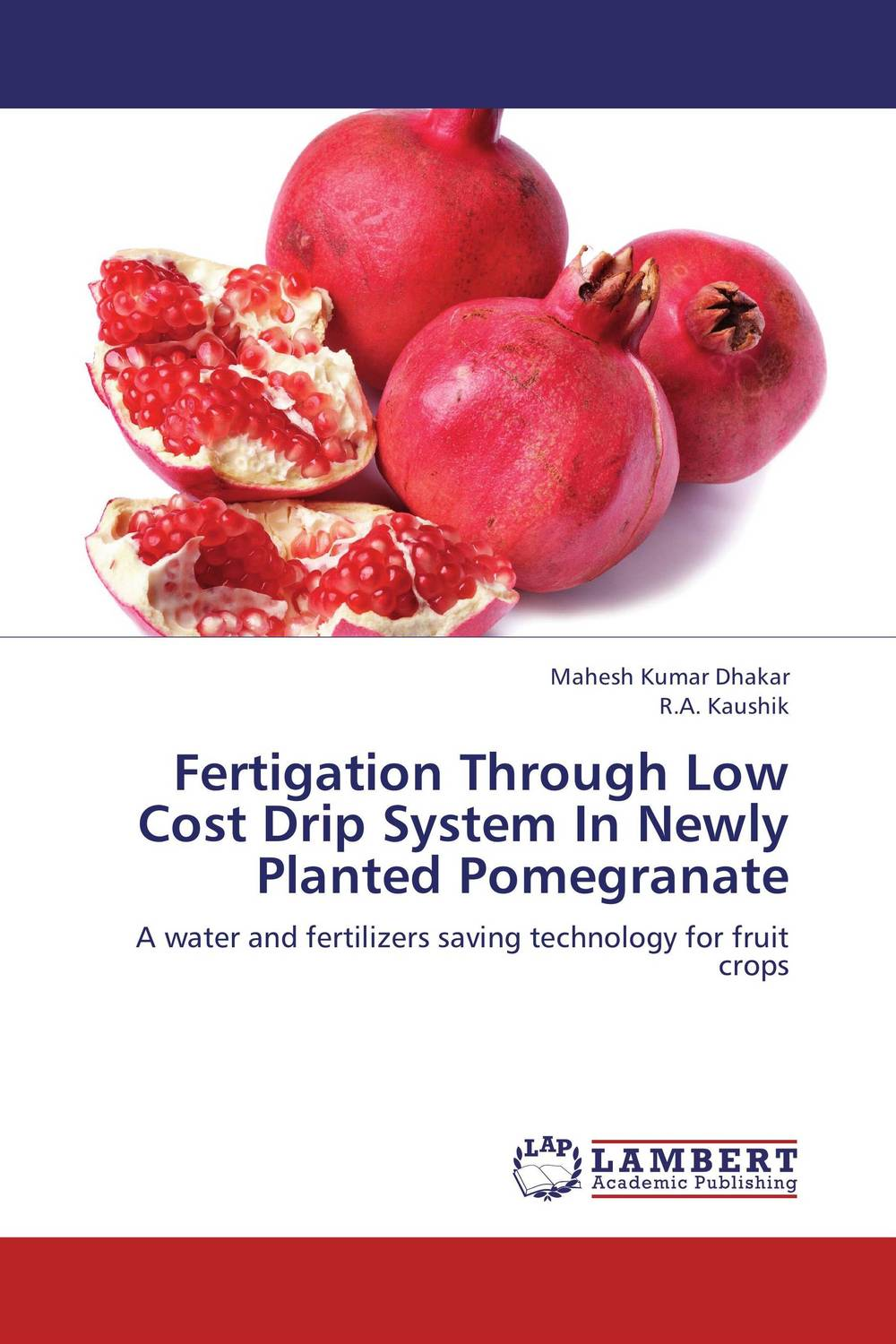 Fertigation Through Low Cost Drip System In Newly Planted Pomegranate system security through log analysis
