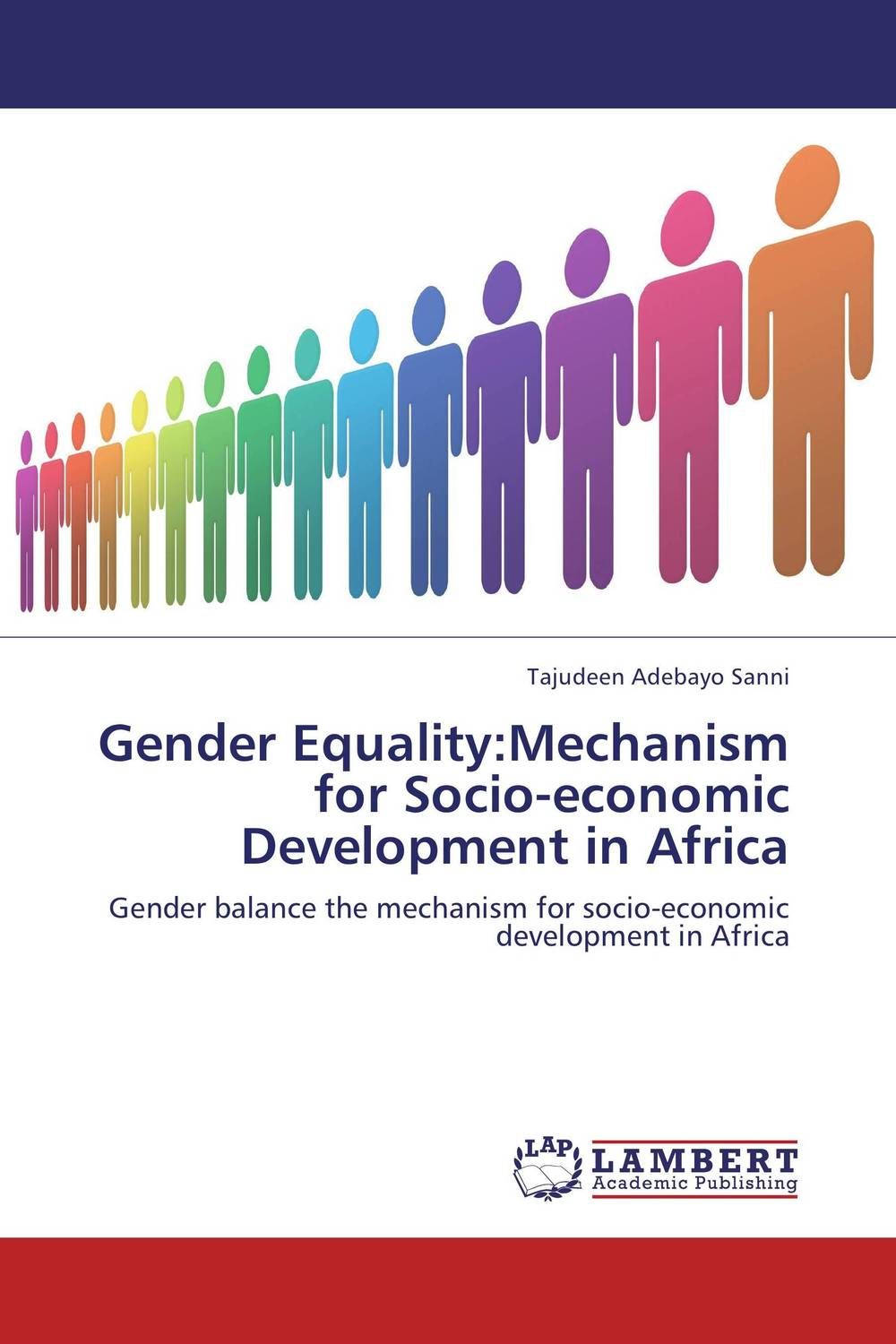 Gender Equality:Mechanism for Socio-economic Development in Africa socio economic conditions and gender gap in schools