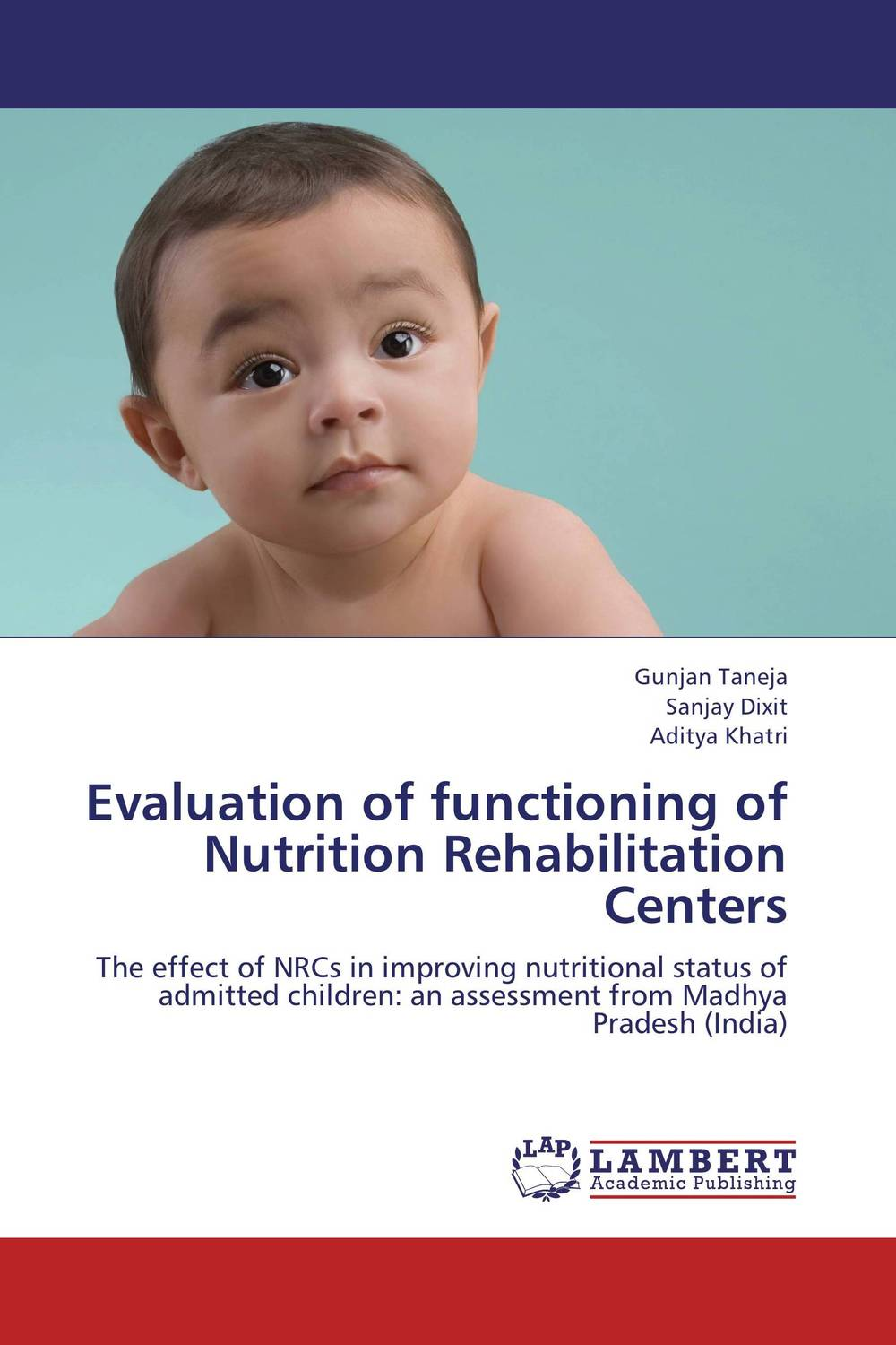Evaluation of functioning of Nutrition Rehabilitation Centers evaluation of the internal control practices
