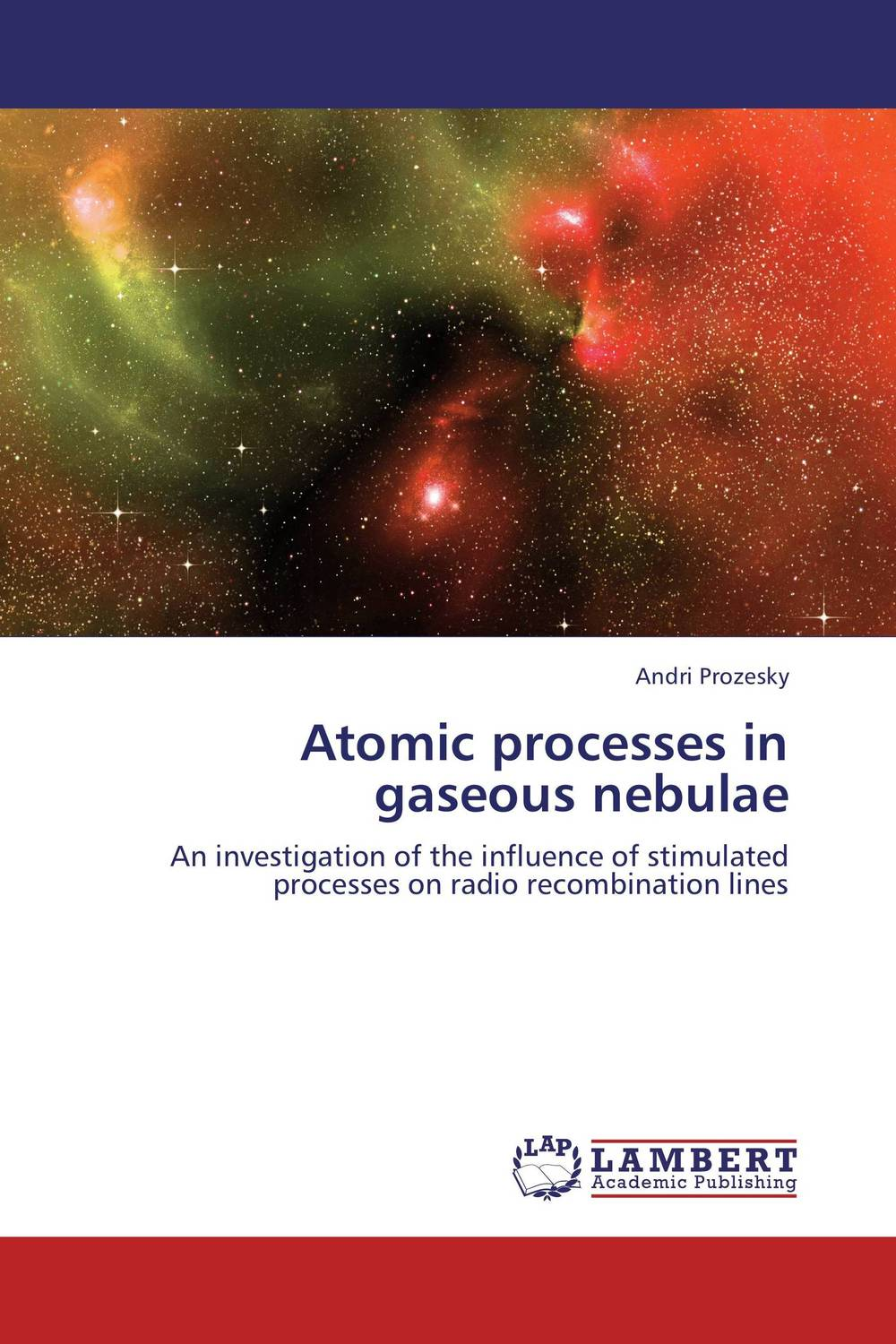 Atomic processes in gaseous nebulae found in brooklyn