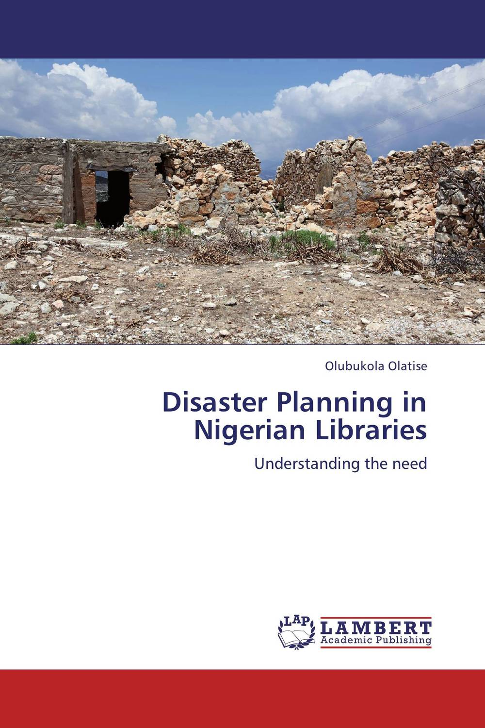 Disaster Planning in Nigerian Libraries ballis stacey recipe for disaster