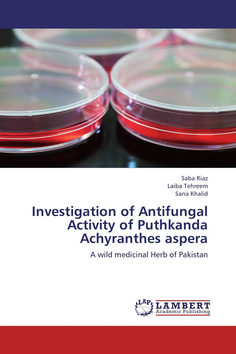 Investigation of Antifungal Activity of Puthkanda  Achyranthes aspera production of cellulases by aspergillus niger