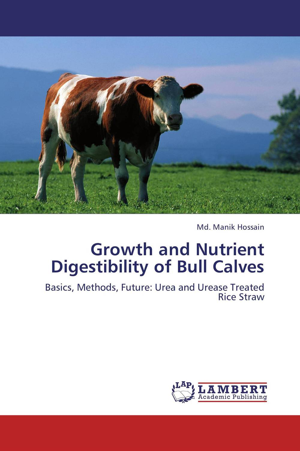 Growth and Nutrient Digestibility of Bull Calves processing nutritive value and chlorpyrifos residues in chickpea