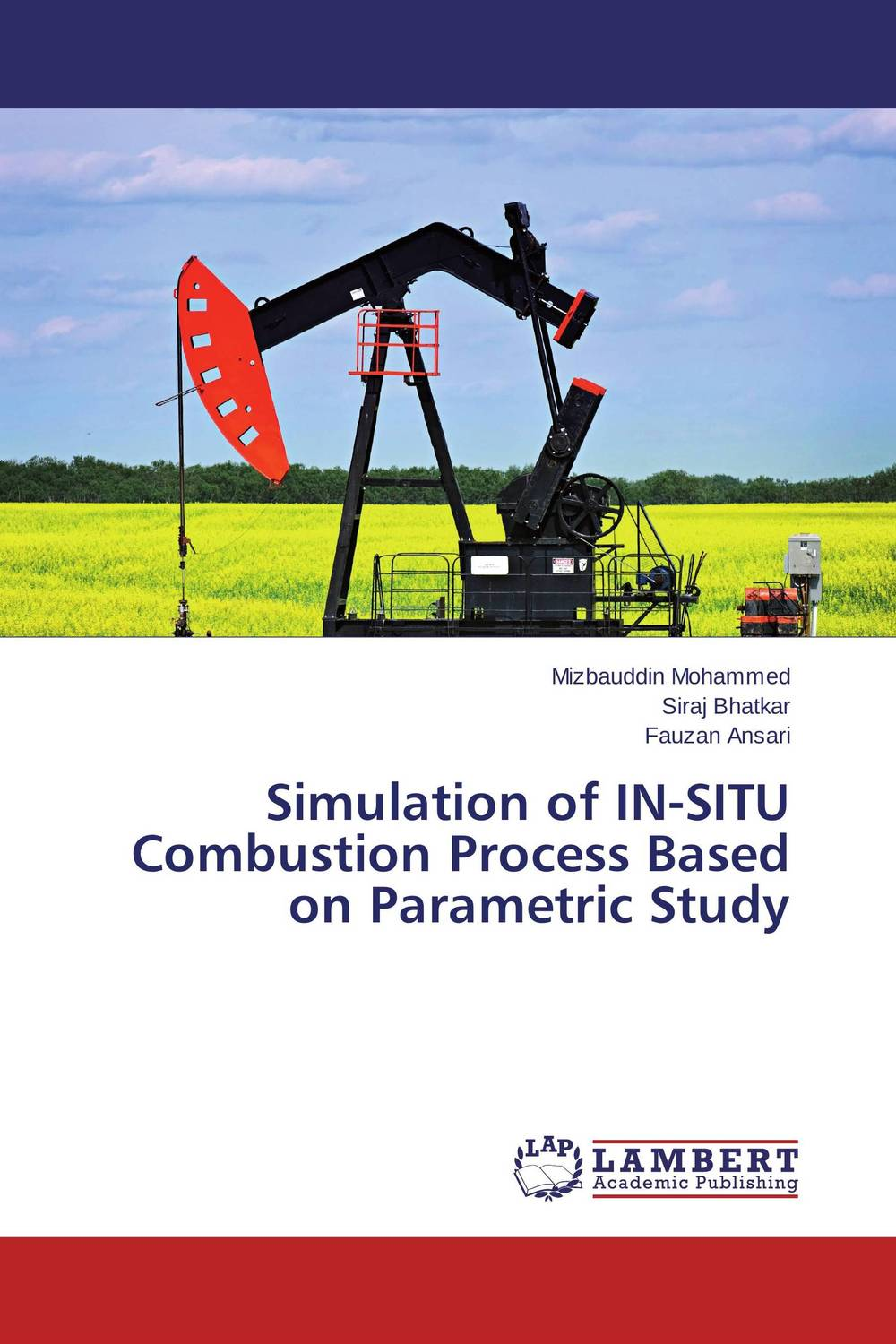 цены Simulation of IN-SITU Combustion Process Based on Parametric Study
