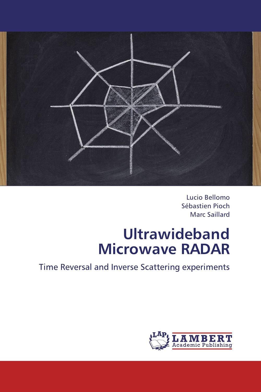 Ultrawideband  Microwave RADAR tactile sensation imaging for tumor detection