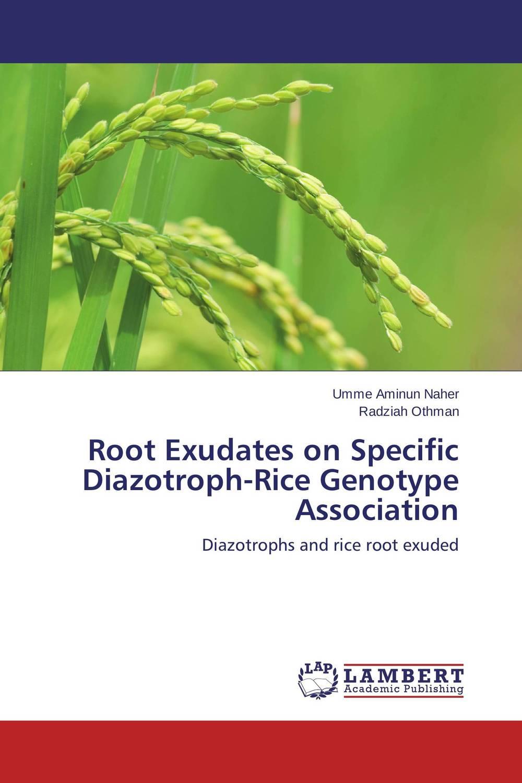Root Exudates on Specific Diazotroph-Rice Genotype Association jacob thomas biological nitrogen fixation by azospirillum brasilense