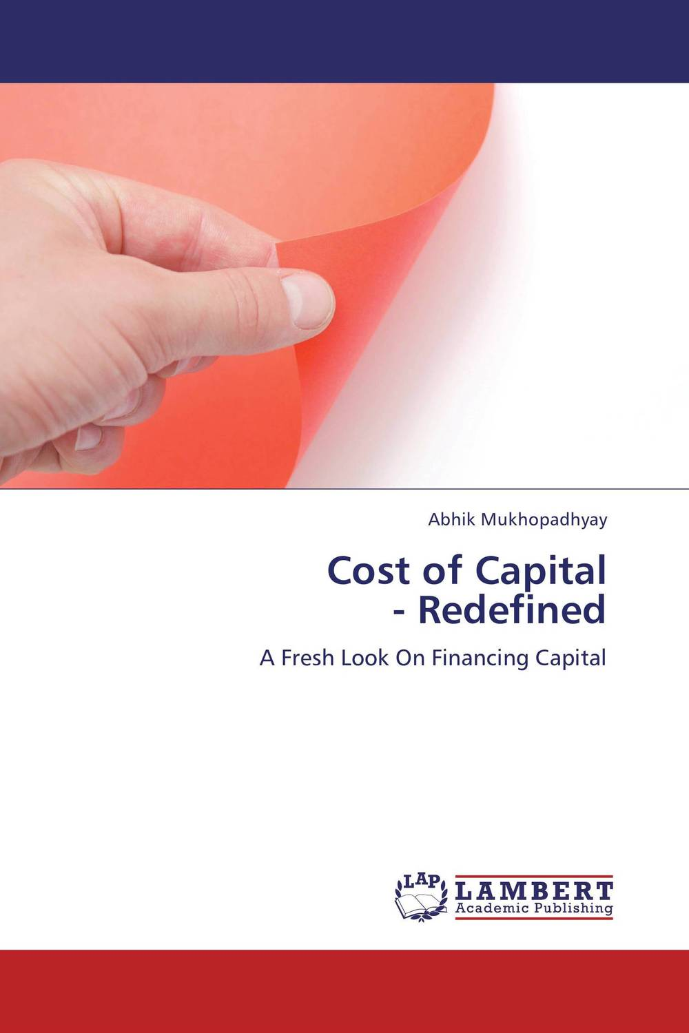 Cost of Capital - Redefined the cost of caring