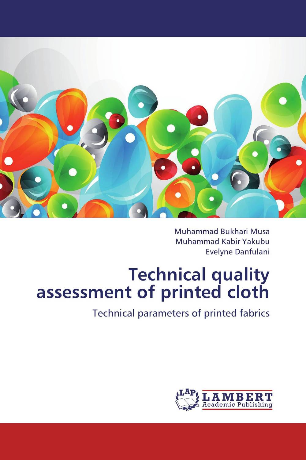 Фото Technical quality assessment of printed cloth