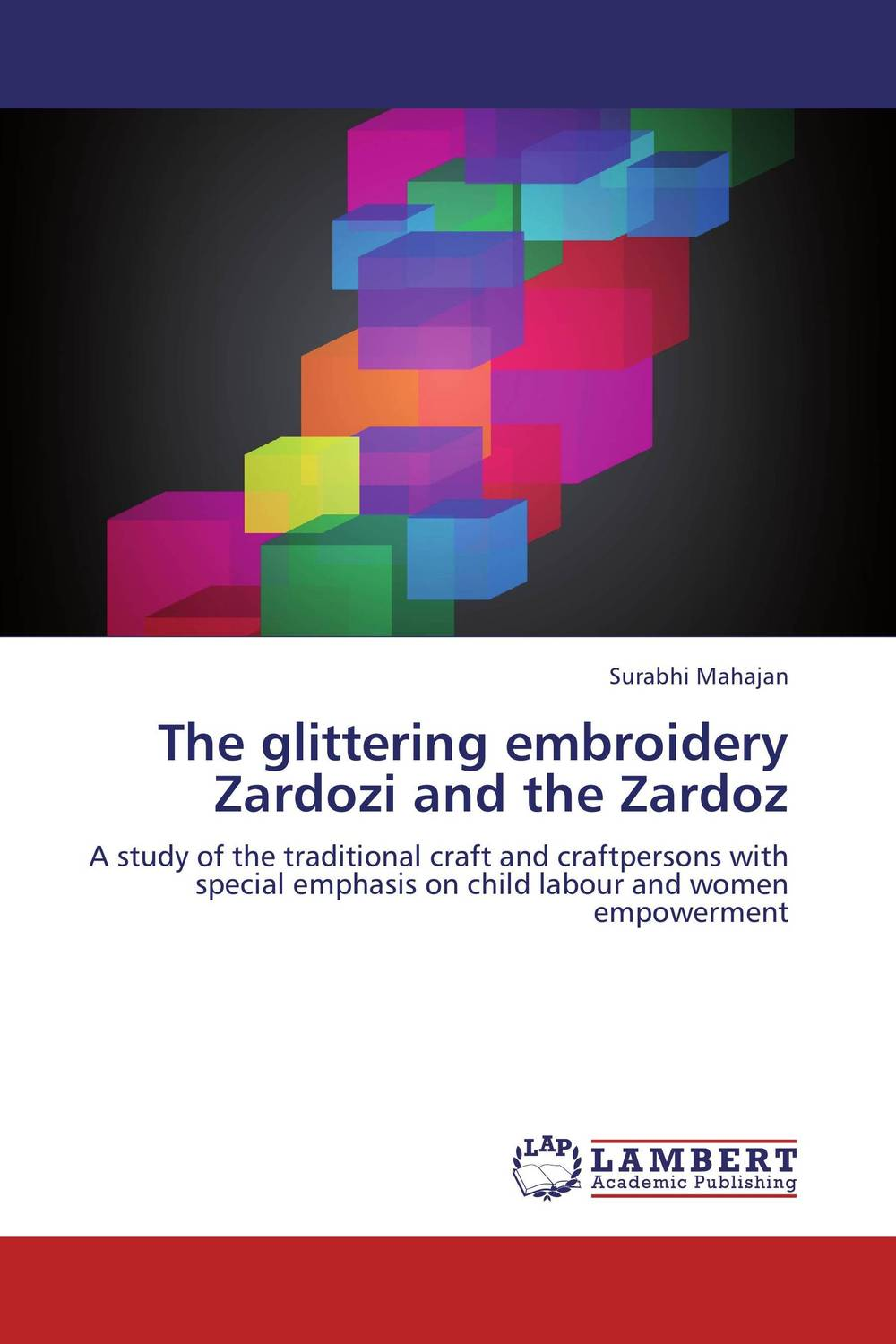 The glittering embroidery Zardozi and the Zardoz dear zari