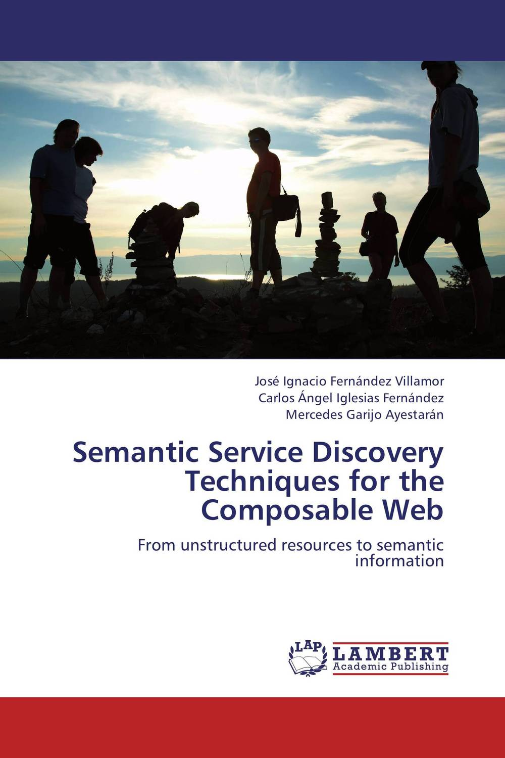 Semantic Service Discovery Techniques for the Composable Web arabic language and semantic web