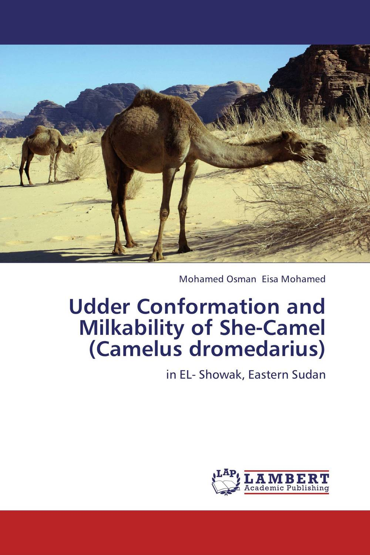 Udder Conformation and Milkability of She-Camel (Camelus dromedarius) rakesh kumar tiwari and rajendra prasad ojha conformation and stability of mixed dna triplex