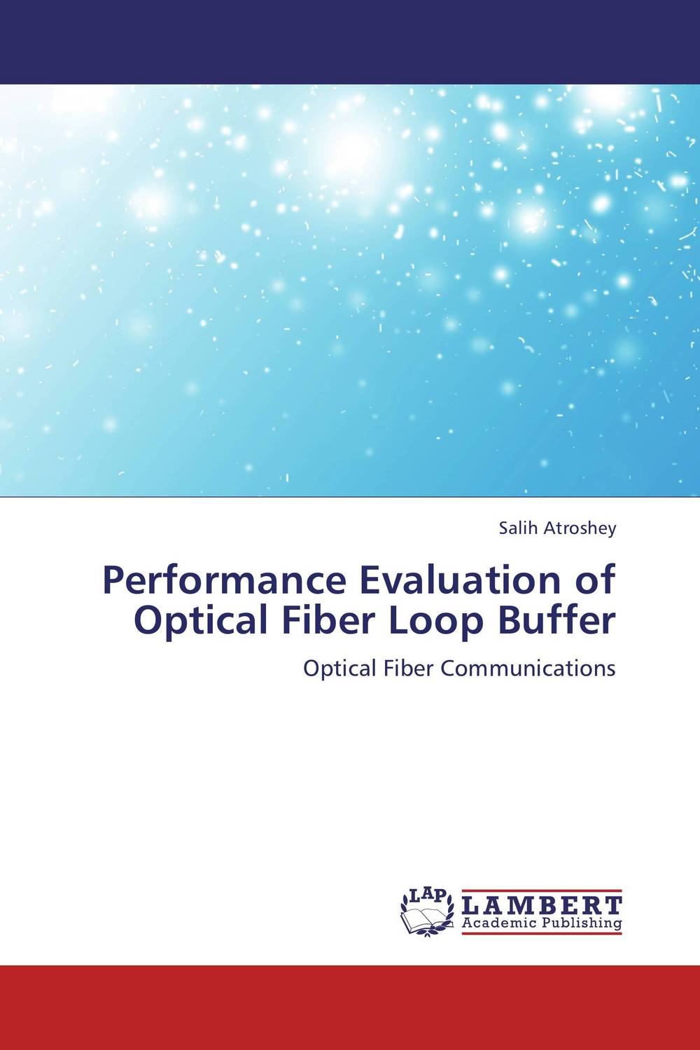 Performance Evaluation of Optical Fiber Loop Buffer performance evaluation of security algorithms in a wi fi testbed