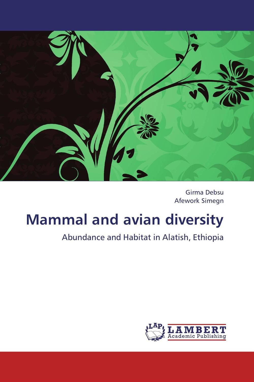 Mammal and avian diversity yujin park urban habitat