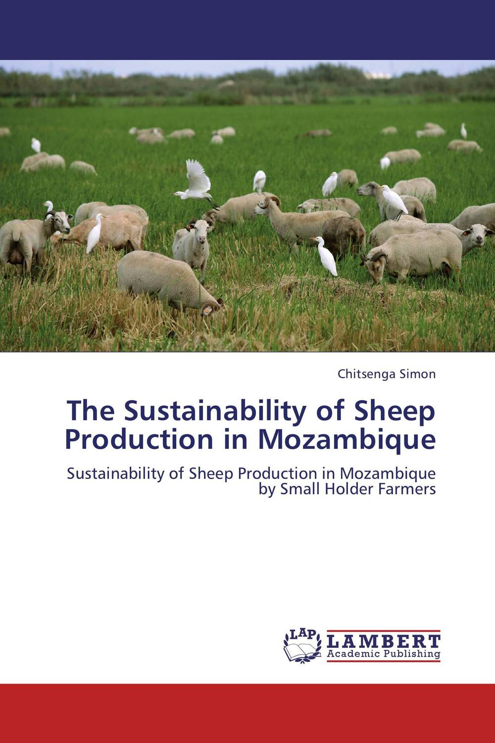 где купить  The Sustainability of Sheep Production in Mozambique  дешево