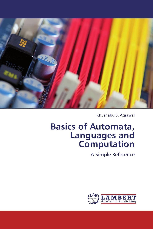 Basics of Automata, Languages and Computation personal computer and software basics in english
