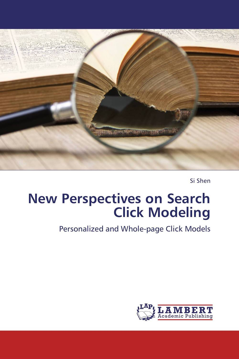 New Perspectives on Search Click Modeling in search of solutions – a new direction in psychotherapy rev