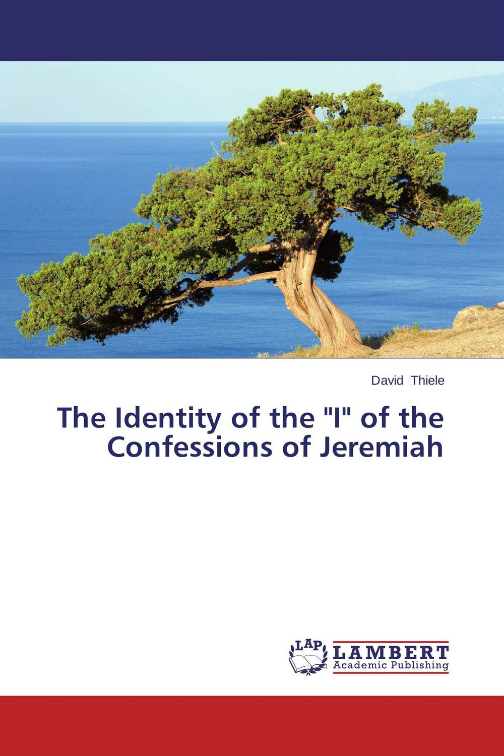 The Identity of the I of the Confessions of Jeremiah the counterlife