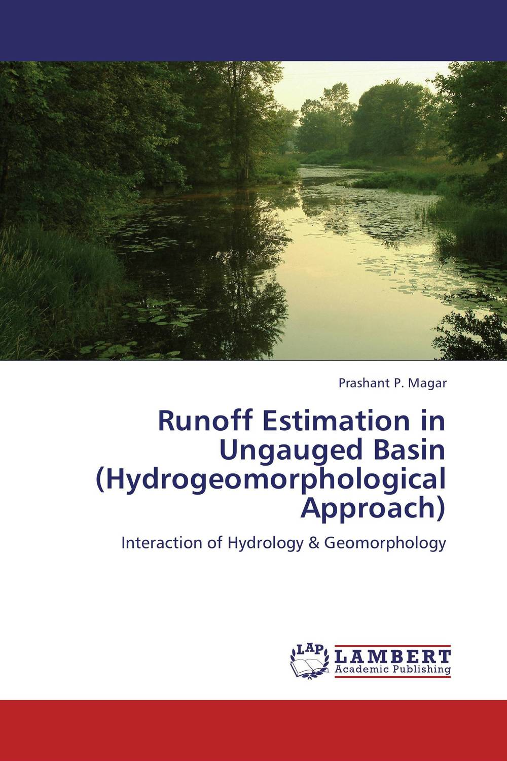 Runoff Estimation in Ungauged Basin (Hydrogeomorphological Approach) pastoralism and agriculture pennar basin india