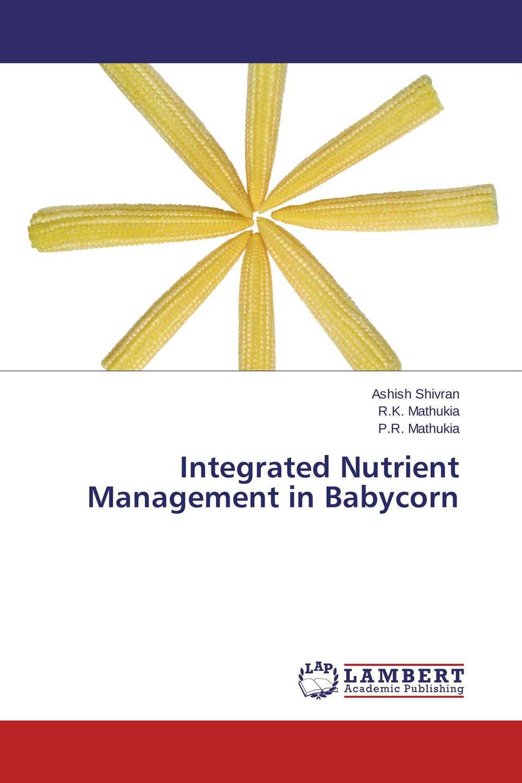 Integrated Nutrient Management in Babycorn mukhzeer mohamad shahimin and kang nan khor integrated waveguide for biosensor application