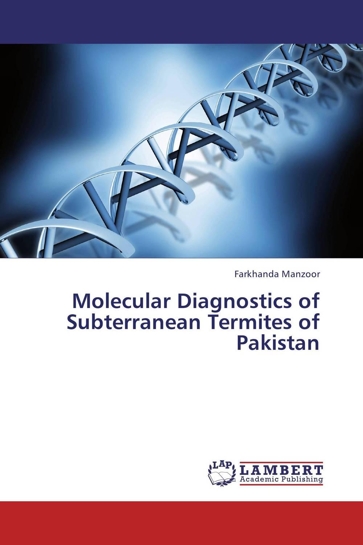 Molecular Diagnostics of Subterranean Termites of Pakistan solitons in dna and biological implications