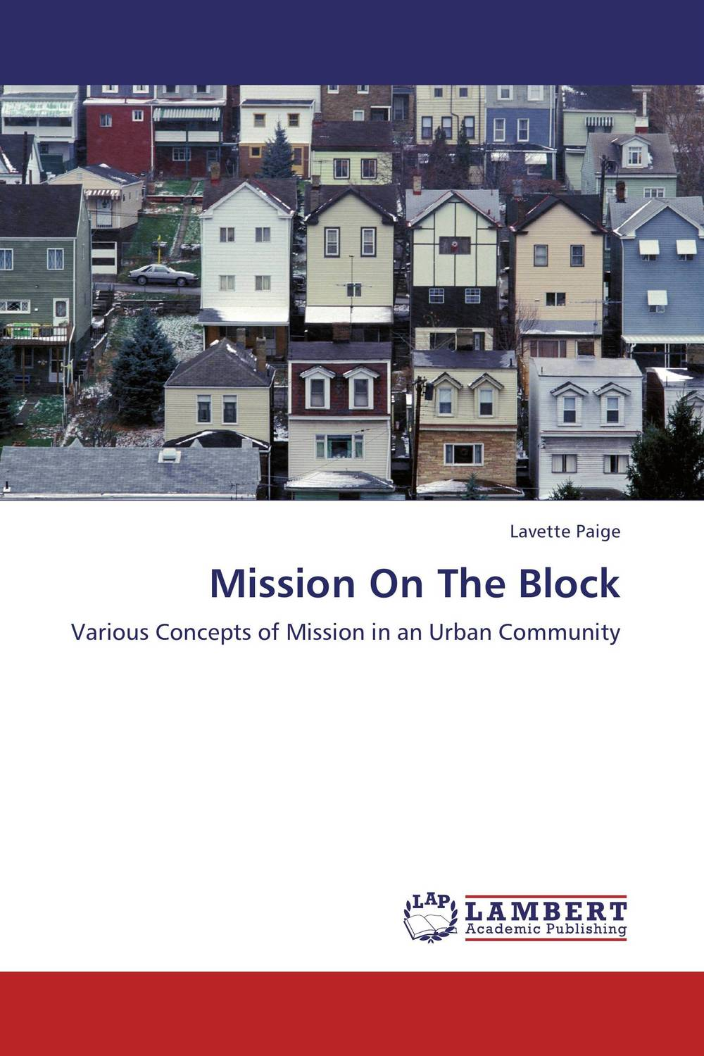 Mission On The Block on my own