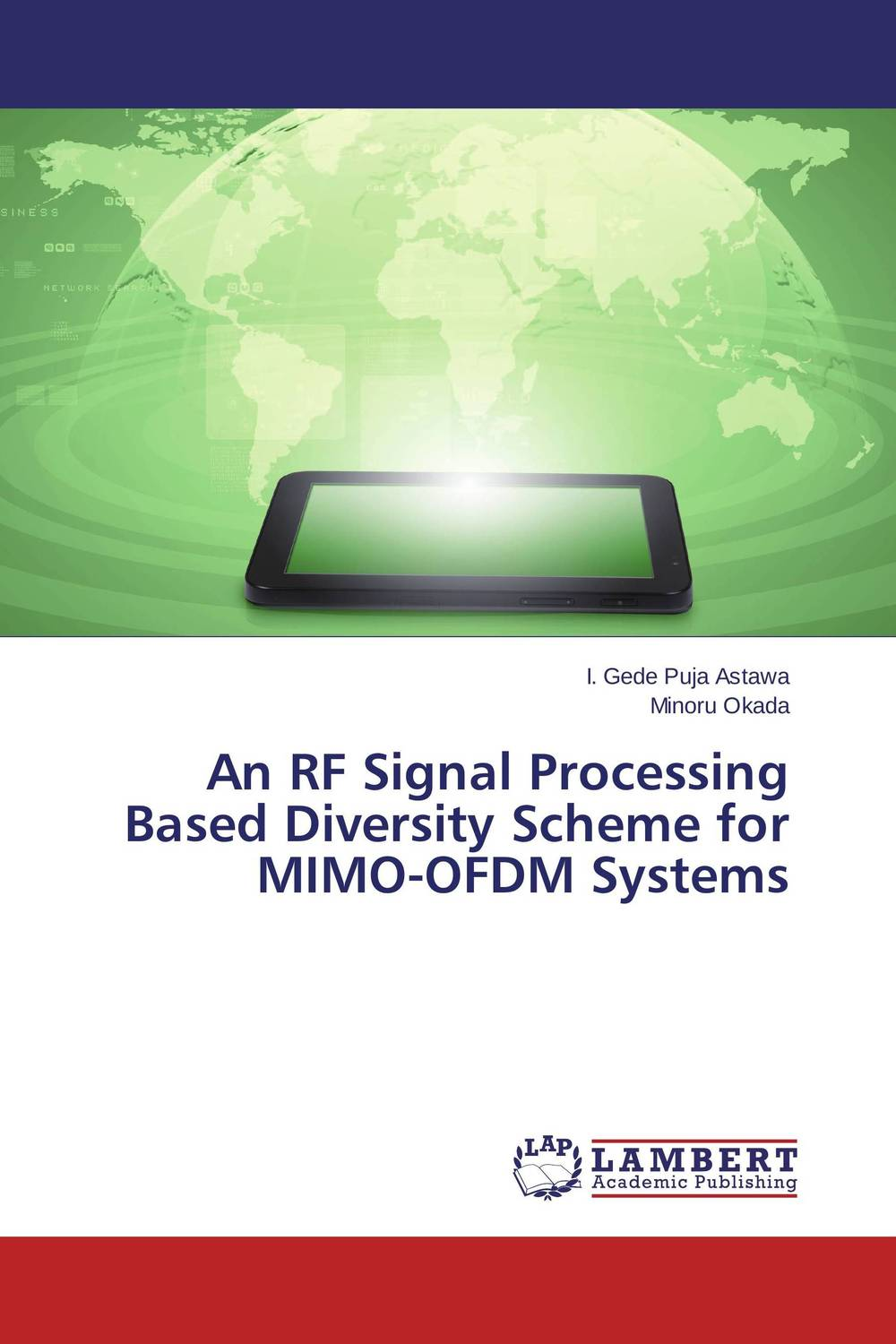An RF Signal Processing Based Diversity Scheme for MIMO-OFDM Systems wireless ofdm and mimo ofdm communications