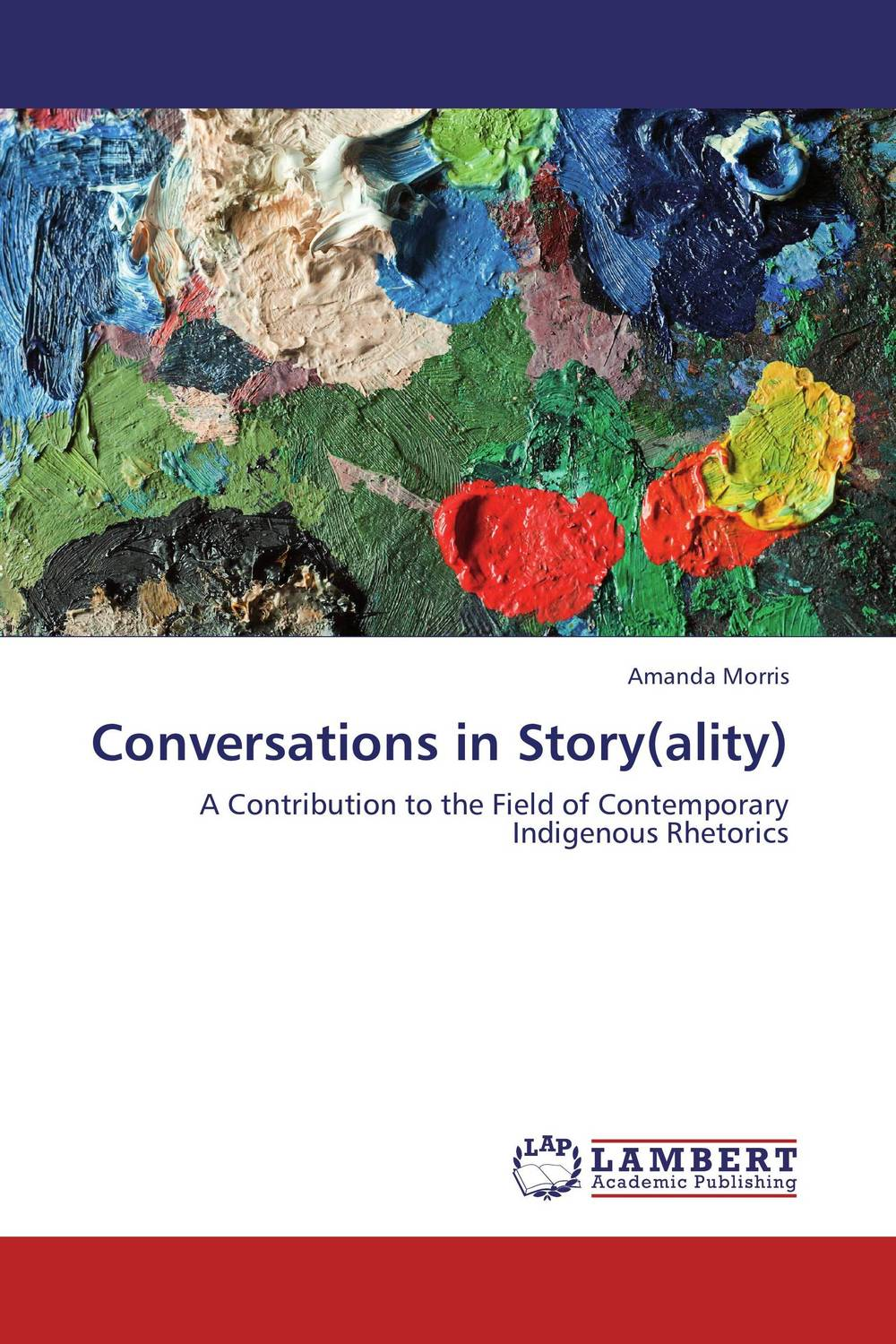 Conversations in Story(ality) robots and the whole technology story
