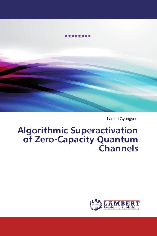 Algorithmic Superactivation of Zero-Capacity Quantum Channels countdown to zero day