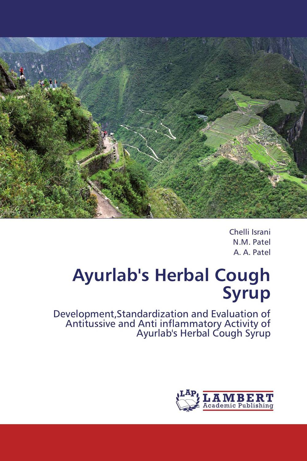 Ayurlab's Herbal Cough Syrup