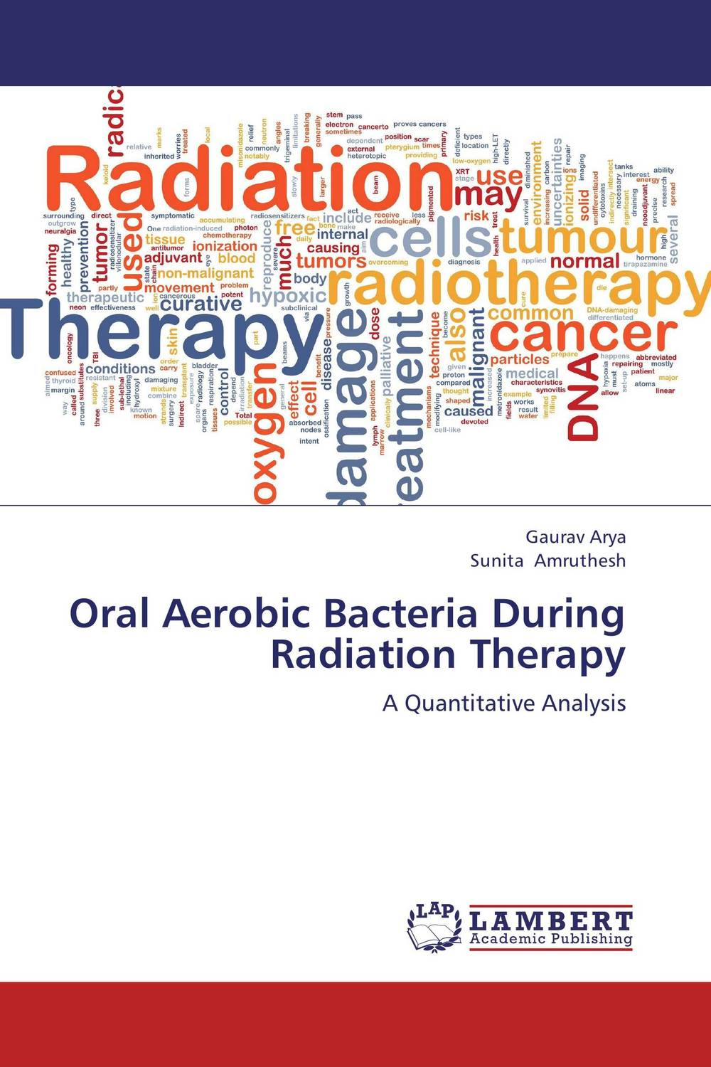 Oral Aerobic Bacteria During Radiation Therapy cryosurgery in oral and maxillofacial surgery