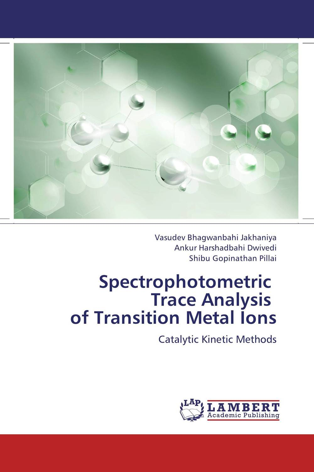 Spectrophotometric   Trace Analysis   of Transition Metal Ions the failure of economic nationalism in slovenia s transition