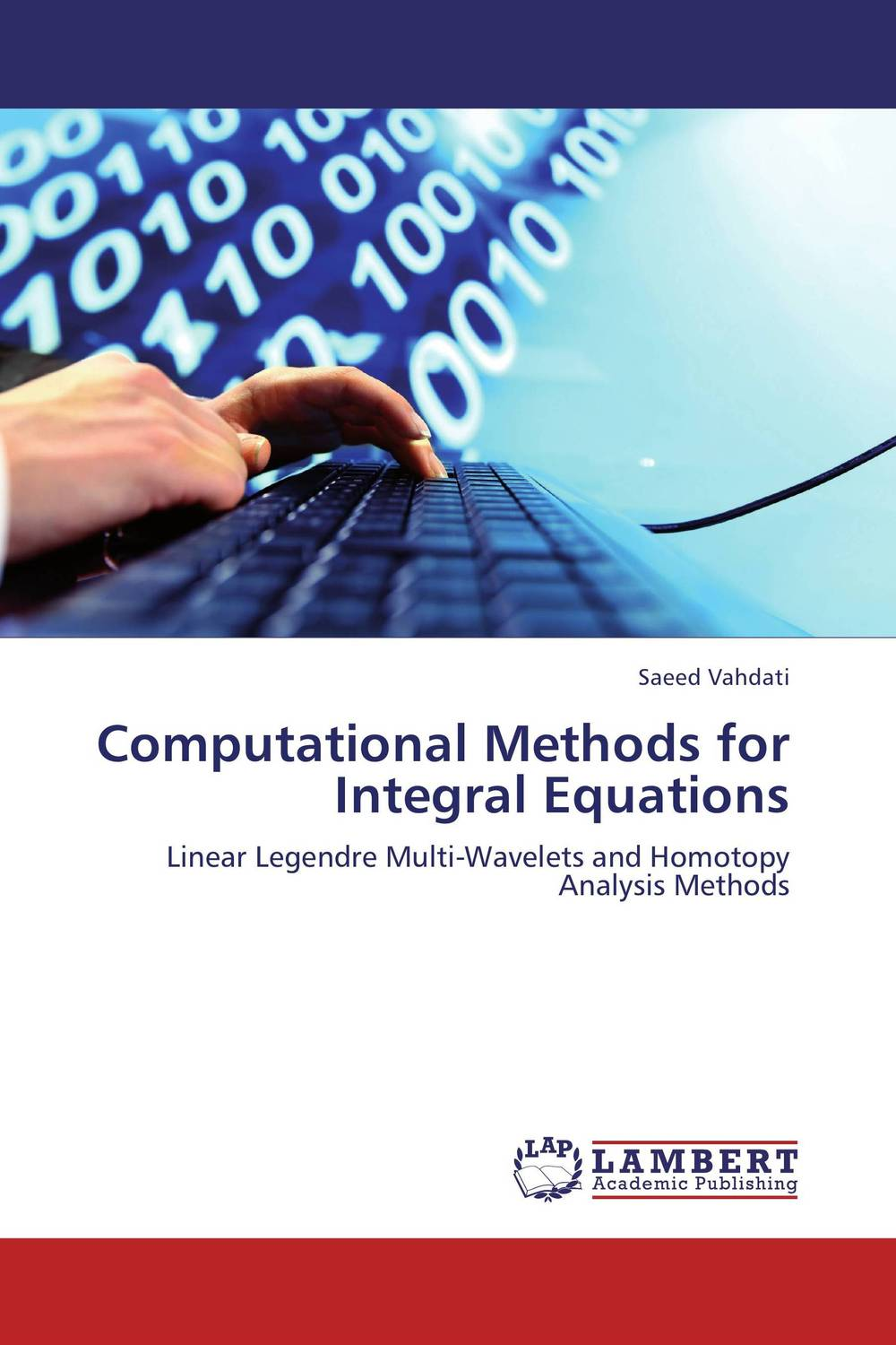 Computational Methods for Integral Equations mircea ion cirnu algebraic equations