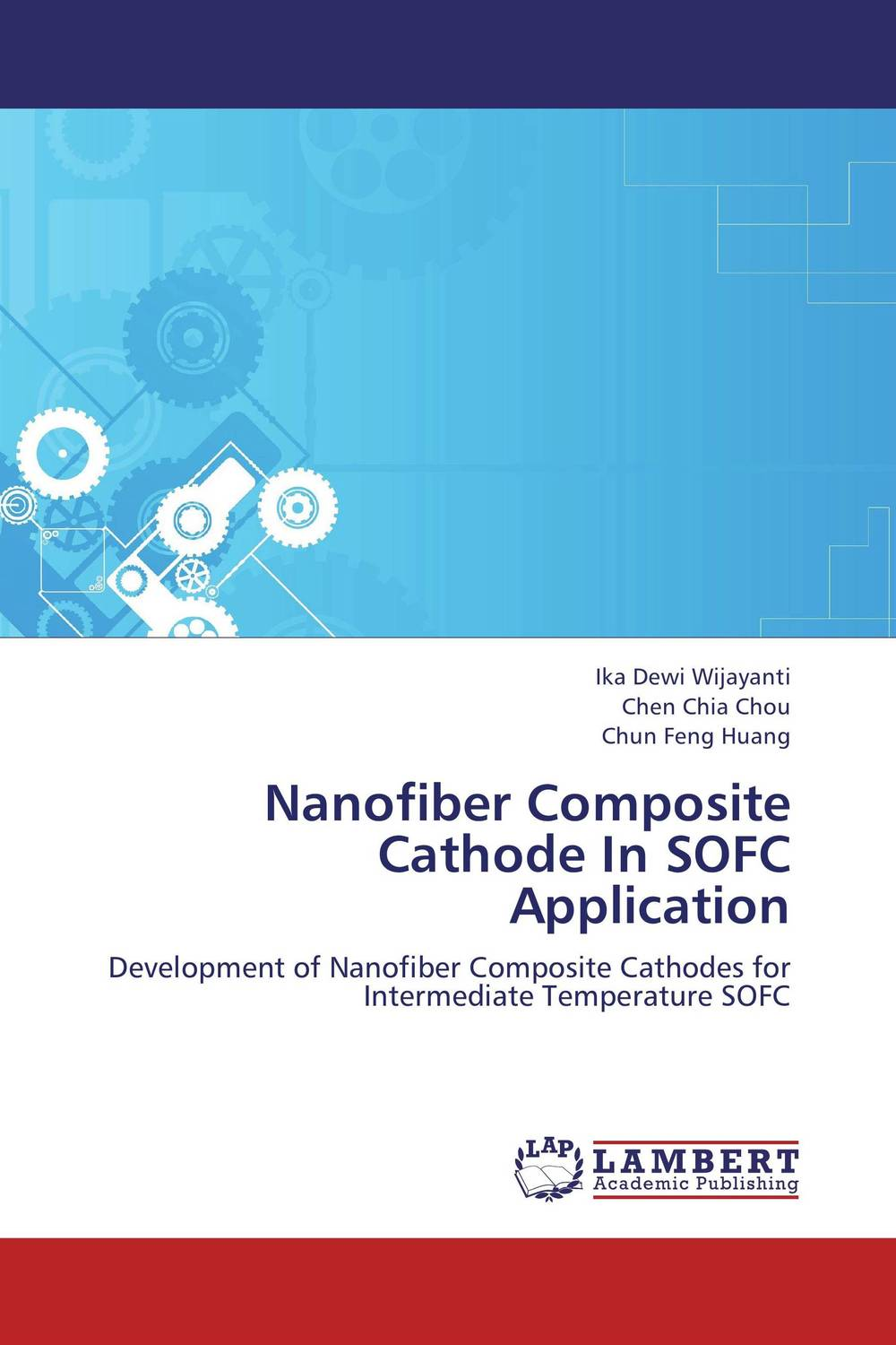Nanofiber Composite Cathode In SOFC Application