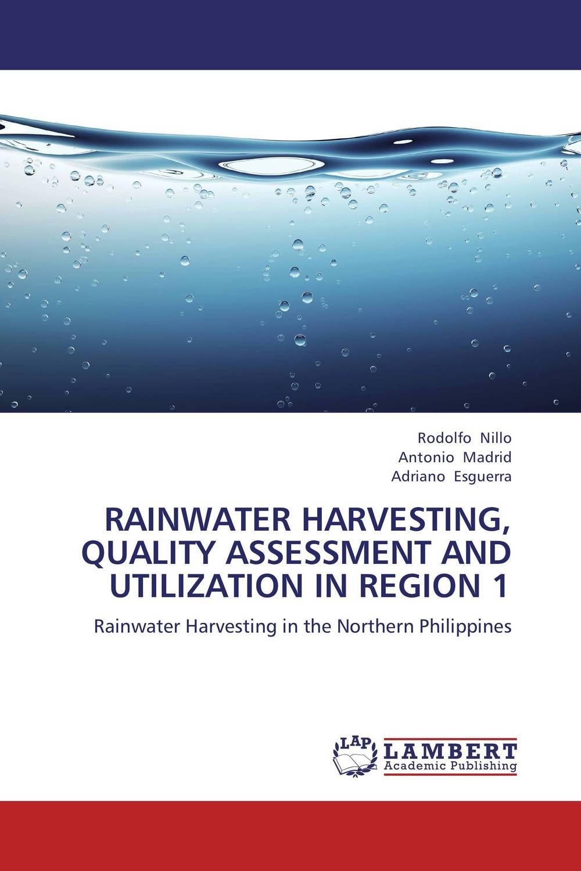 RAINWATER HARVESTING, QUALITY ASSESSMENT AND UTILIZATION IN REGION 1 household rainwater harvesting ponds in ethiopia