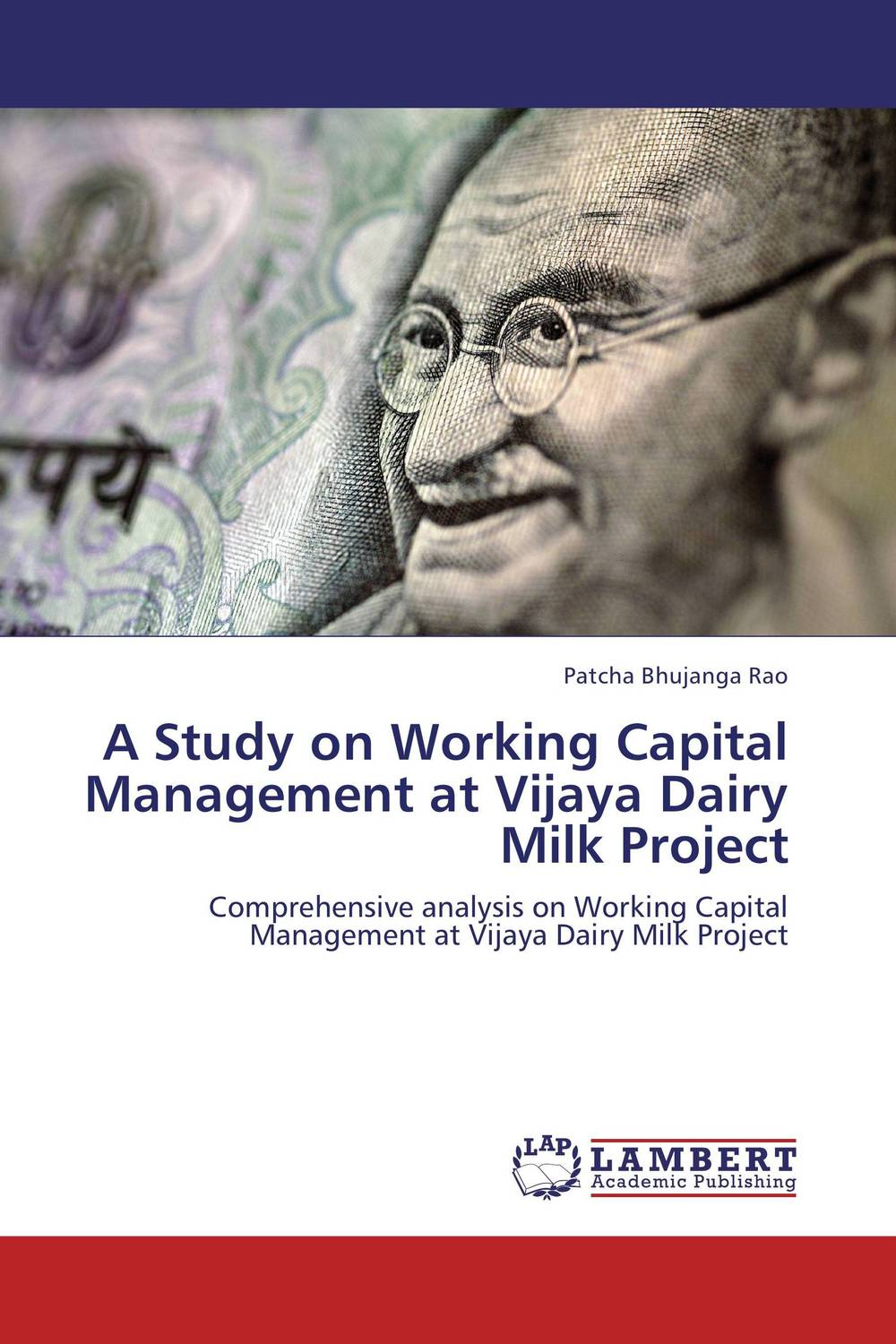 A Study on Working Capital Management at Vijaya Dairy Milk Project james sagner working capital management applications and case studies