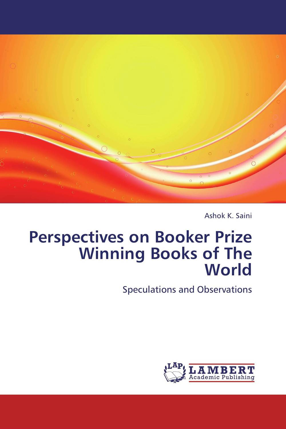 Perspectives on Booker Prize Winning Books of The World renu addlakha contemporary perspectives on disability in india