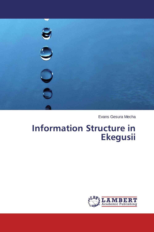 Information Structur...