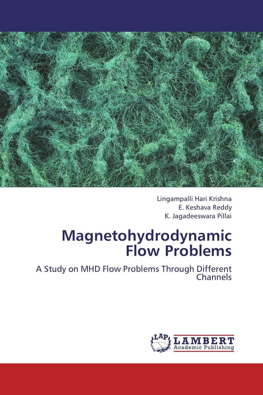 купить Magnetohydrodynamic Flow Problems недорого