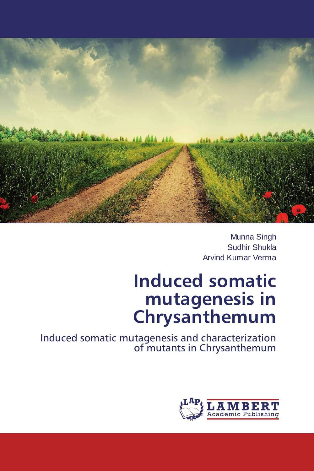 Induced somatic mutagenesis in Chrysanthemum augmented cellulase production by mutagenesis of trichoderma viride