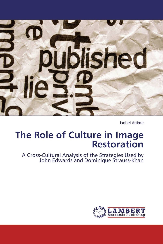 The Role of Culture in Image Restoration бумажник wenger бумажник arizona w23 22black