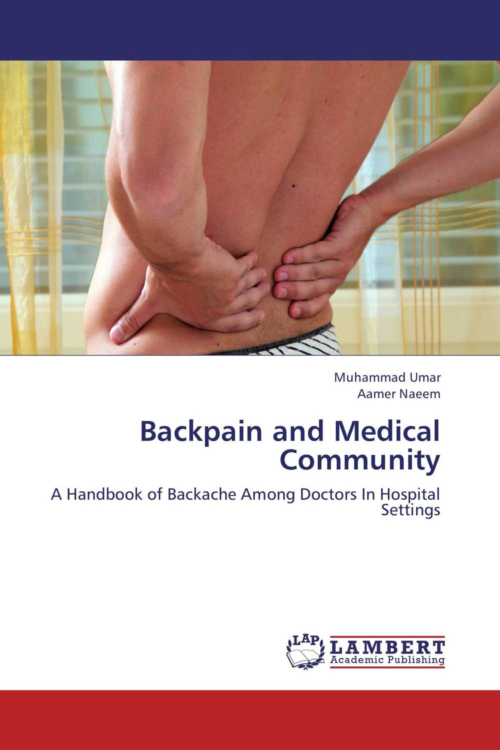 Backpain and Medical Community presidential nominee will address a gathering