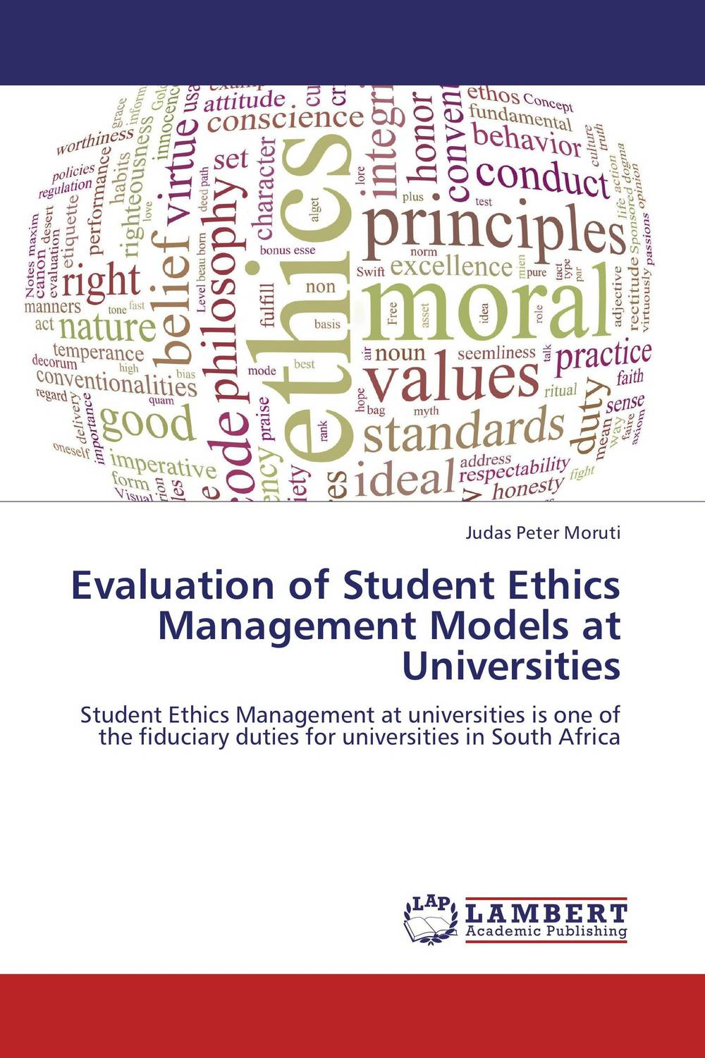 Evaluation of Student Ethics Management Models at Universities ann w wacira student choice of universities