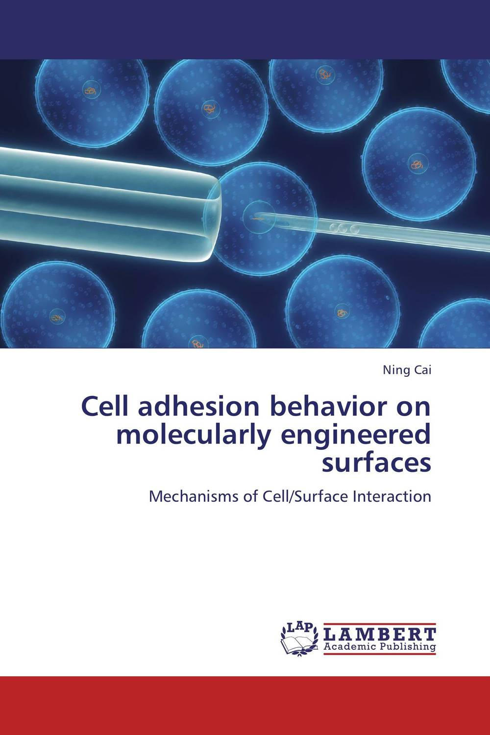 Cell adhesion behavior on molecularly engineered surfaces cell diagnostics images biophysical and biochemical processes in allelopathy