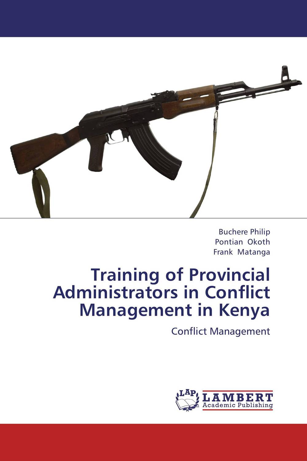 Training of Provincial Administrators in Conflict Management in Kenya training in compassion