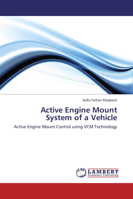 Active Engine Mount System of a Vehicle 2pcs titanium alloy metal plate grade5 gr 5 gr5 titanium sheet 10mm thickness