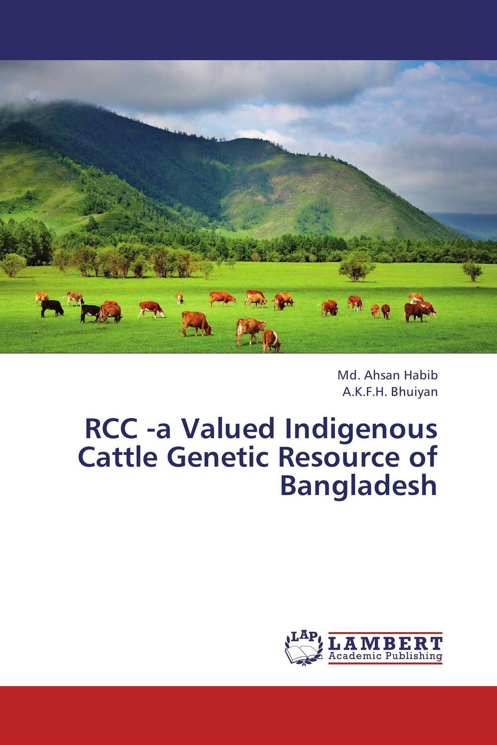 RCC -a Valued Indigenous Cattle Genetic Resource of Bangladesh current fertility status in cattle of mini dairy farms