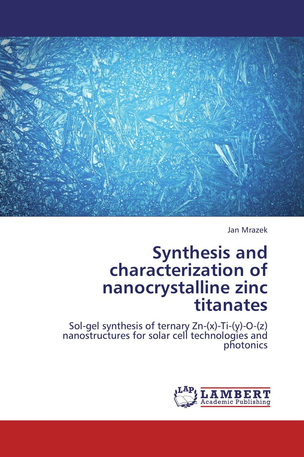 Synthesis and characterization of nanocrystalline zinc titanates synthesis characterization and applications of nano cdha
