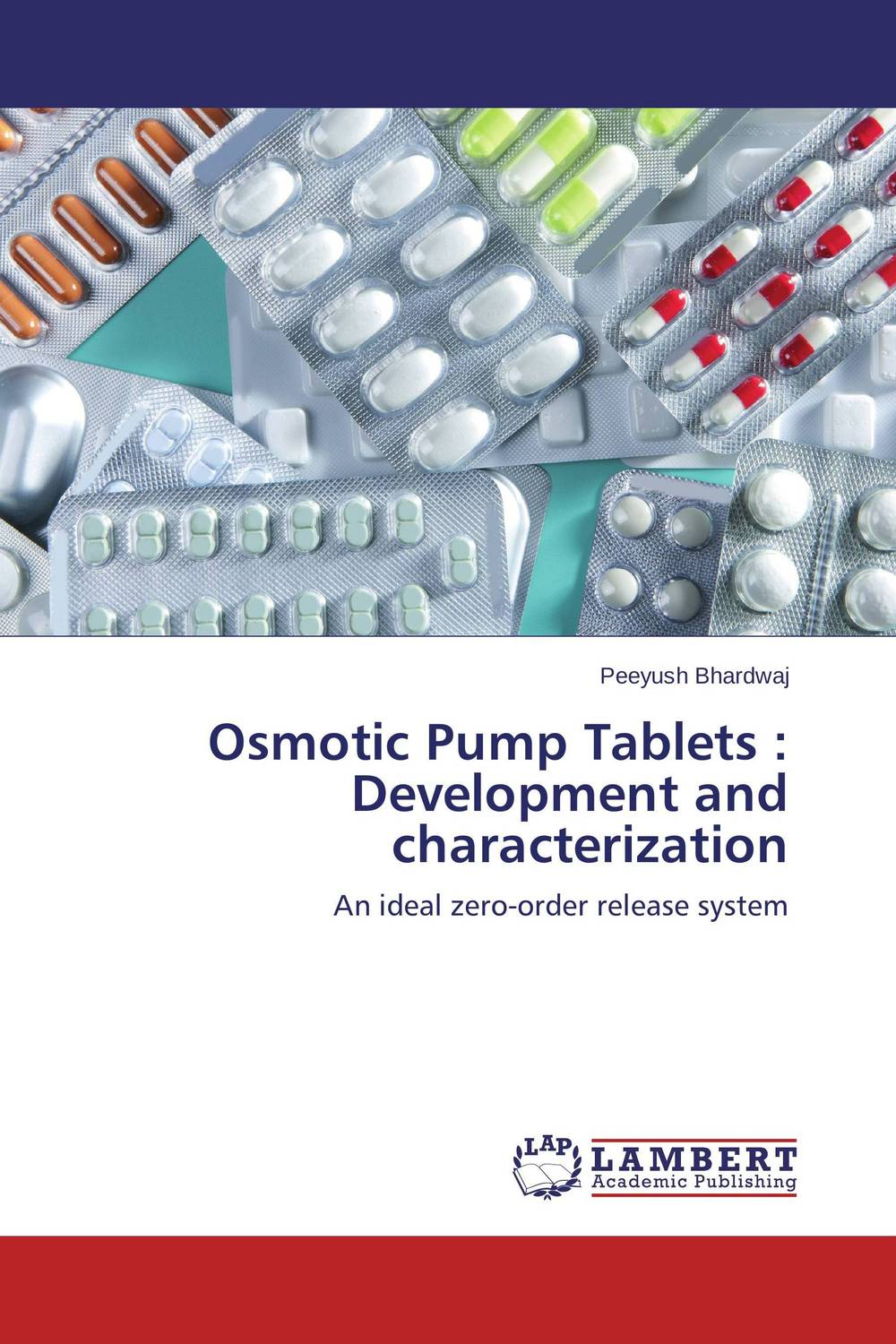 Osmotic Pump Tablets : Development and characterization adm00397 programmers development systems mr li