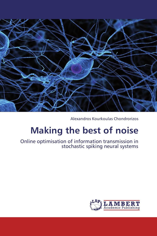 купить Making the best of noise недорого